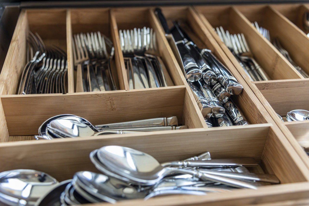 Packing Silverware For Moving