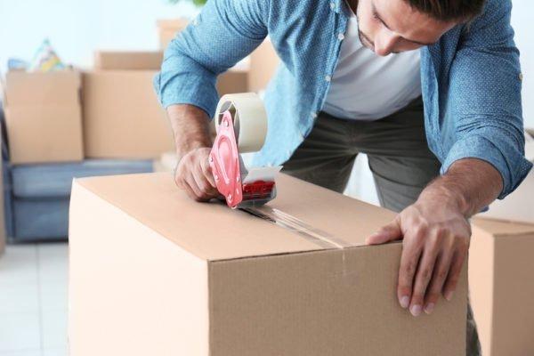 first night moving box