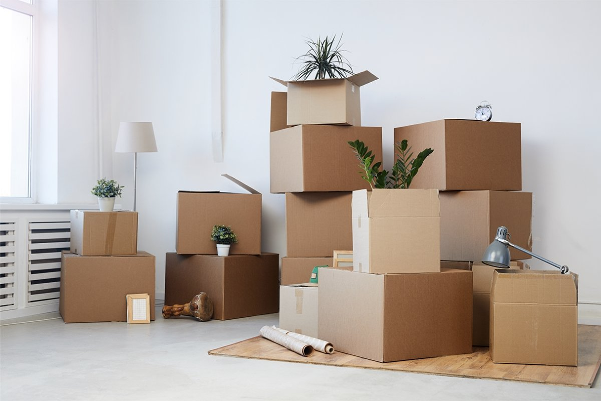 Decluttering Before Your Big Move