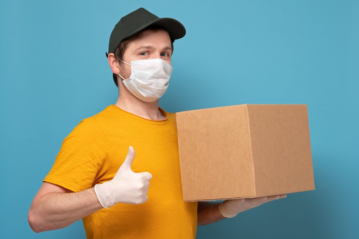 Moving Safely During Covid-19 Pandemic