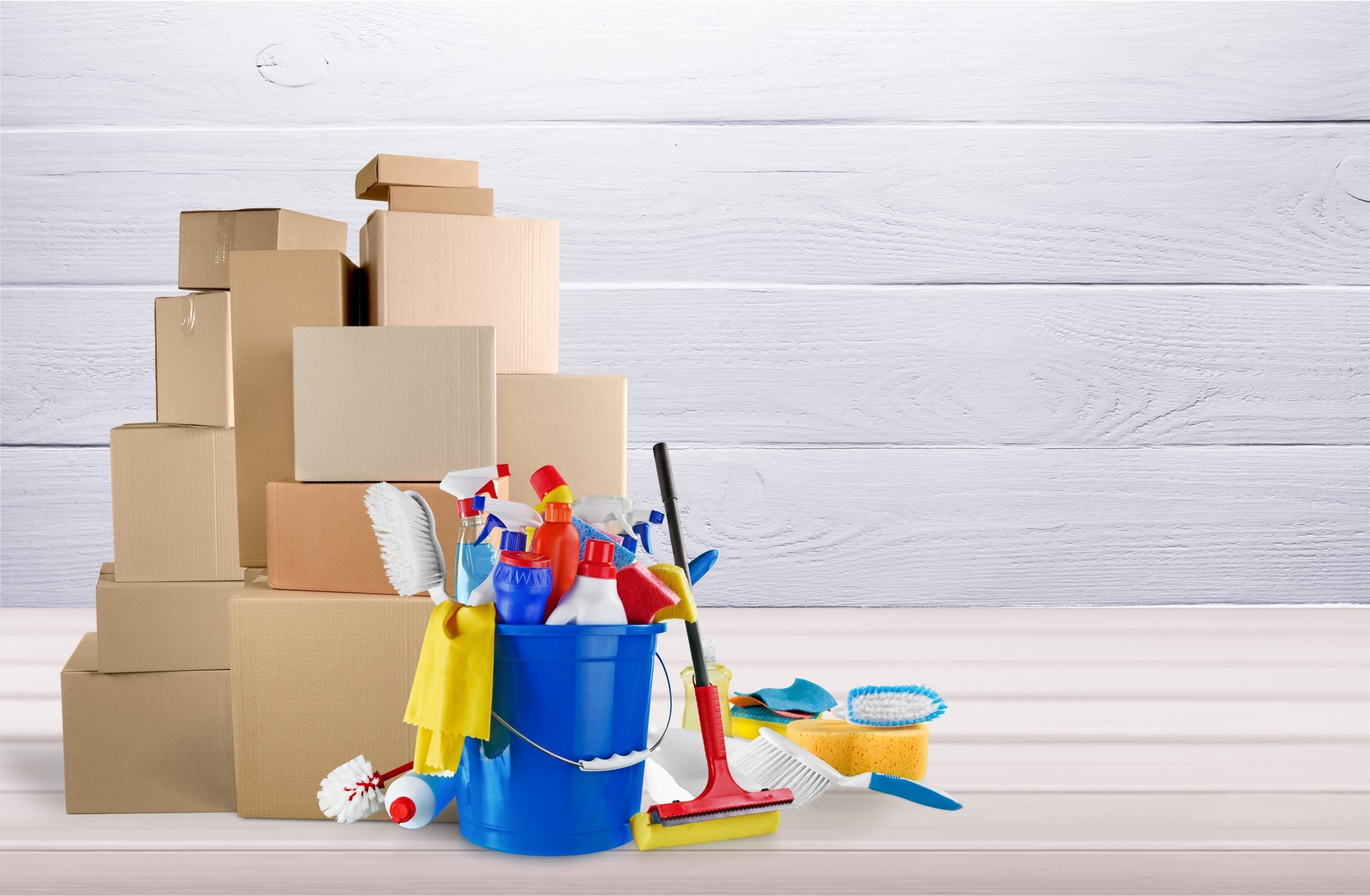 Moving Supplies List